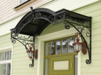 Forged canopies