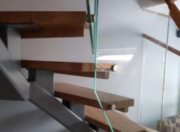 Mеталлическая лестница