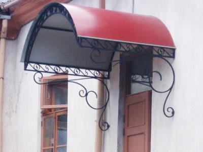 Schutzdächer