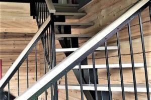 Перила_ограждения для лестниц